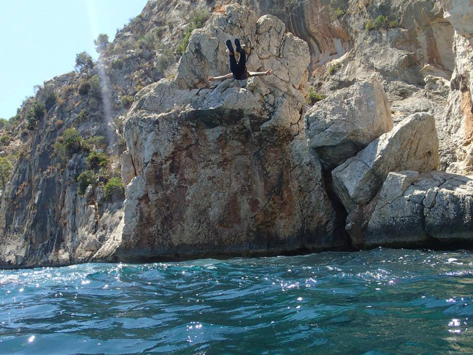 Coasteering and Cliff jumping in Mallorca