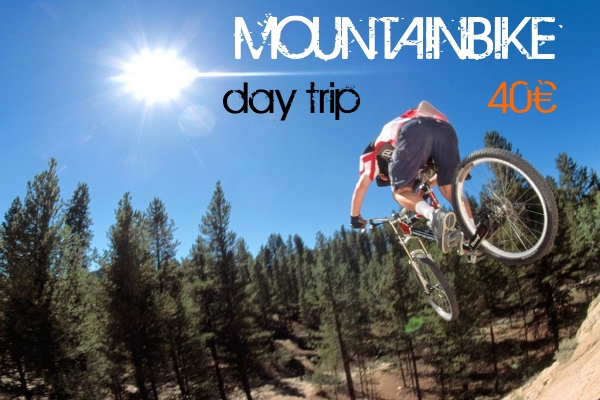 mountainbike trips in Mallorca